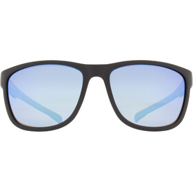 Red Bull SPECT Twist Lunettes de soleil, grey/brow to light blue